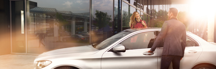 Hol und Bring Service Mercedes-Benz