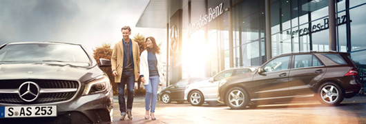 Mercedes-Benz PKW Service Check